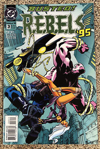 R.E.B.E.L.S. '95 (1994) # 3 DC Comic Book