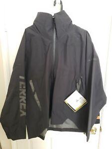 Adidas Terrex MyShelter Gore-Tex Climaproof Black Rain Jacket FP8450 XL