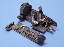 Aires 1/48 Junkers Ju88A-4 cabina Set para Revell kit (sin revestir) # 4052