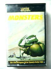 61299 Monsters - Dragon 32 (1983) SOF/DRG 001