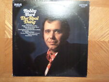 RCA VICTOR LP RECORD/BOBBY BARE/ THE REAL THING// NEAR MINT VINYL COUNTRY