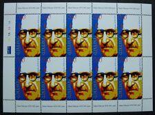 Armenien Armenia 2003 Tekeyan Dichter Literatur 486 Kleinbogen Postfrisch MNH