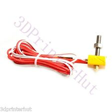 Upgrade Makerbot MK8 Extruder Hot End Print Head with thermistor & copper sleeve