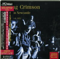 KING CRIMSON-COLLECTORS' CLUB: ODEON. NEWCASTLE. ENGLAND-JAPAN MINI LP HQCD F56