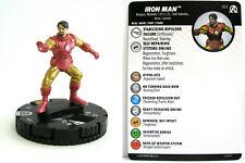HeroClix - #001 Iron Man - Black Panther and the Illuminati