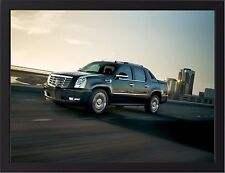 CADILLAC ESCALADE 2013 EDITION NEW A3 FRAMED PHOTOGRAPHIC PRINT POSTER