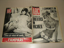 ABC=1965/27=CHARLOTTE MARCH=DANY CARREL=MORTARA=IRINA DEMICK=ANASTASIA STEVENS=