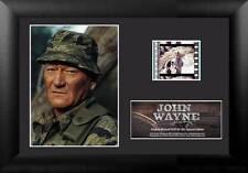 JOHN WAYNE The Duke Cowboy Green Beret Hollywood Star MOVIE PHOTO and FILM CELL