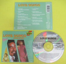CD Compilation MOTOWN LEGENDS love songs DIANA ROSS THE JACKSON no lp mc (C48)