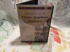HIGHLIGHTS of the Vienna Symphonic Orchestra Volume 1 DVD Opera Mozart CHOPIN
