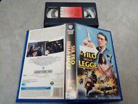 Sul filo della legge  - VHS