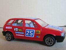 851M Burago BBurago 4179 Italie Fiat Tipo #25 Rouge 1:43