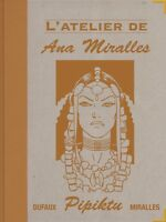 Djinn, Pipiktu d'Ana Miralles Tirage de tête neuf, numéroté et signé, 250 ex
