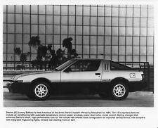1984 Mitsubishi Starion LE Press Photo 0012