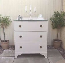 Unbranded Mahogany Bedroom Height 3 Chests of Drawers
