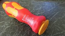 Wera 003990 Kraftform Kompakt VDE Blade Holding Screwdriver – Handle Only