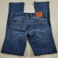 Lucky Brand Womens Jeans Sz 8 29 Lola Bootleg Mid Rise Medium Wash Denim **