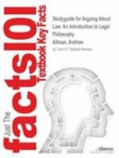 Arguing about Law by Altman and Cram101 Textbook Reviews Staff (2014,...