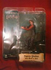 "NECA Harry Potter Series 1 HARRY POTTER 6"" Figure With Base & Wand"