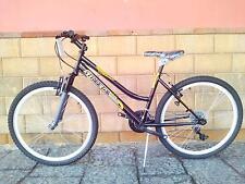 """Bicicletta bici da passeggio donna MTB StreetX misura 26"""""""