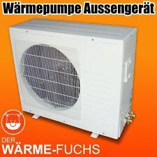 Luft-Wasser Wärmepumpe / Air-Water Heatpump (8kW, Inverter!)