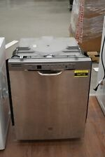 """Ge Gdf640Hsmss 24"""" Stainless Full Console Dishwasher Nob #94716"""
