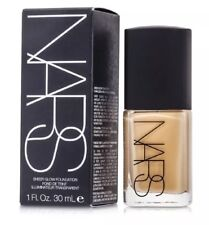 NARS Sheer Glow Foundation 1oz  30ml  LIGHT 4 DEAUVILLE 6041 - Brand New in Box