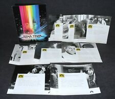 Star Trek The Motion Picture 1979 Press Kit Publicity Photos x8 Set