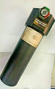 Parker 30P Series 30P210QHRS50NN 1195 Hydraulic Filter w P/N 927476 Indicator