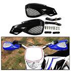 "7/8"" Dirt Bike ATV MX Motocross Motorcycle Hand Guards Handguards + Mount Kit"