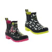 Joules Wellibob Wellies Womens Blue Short Wellington Boots