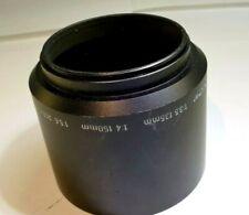 Pentax Lens hood Shade for Takumar 200mm f5.6 150mm f4 M42 screw in Metal OEM