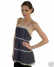 """""""Darling""""of London Lace Trim Cami Size S RRP $160.00"""