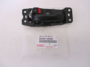 LEXUS OEM FACTORY DRIVERS INSIDE DOOR HANDLE 1992-1993 SC400