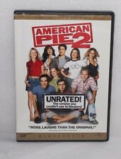 American Pie 2 DVD, 2002, Un-Rated Widescreen Collector's Edition