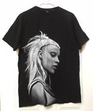 Die Antwoord 2015 Official Tour T Shirt of Yolandi Visser Black Large