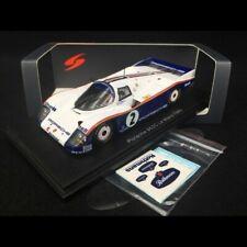 Porsche 962C n° 2 Rothmans Le Mans 1985 1/43 Spark S4087