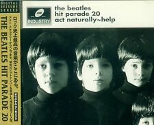 The Beatles HIT PARADE 20 ACT NATURALLY~HELP JAPAN CD GS-1001 OBI RARE