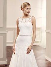 Wedding Dress,Modeca Ola A-line - Enzoani,Size: 36,Ivory (once worn)