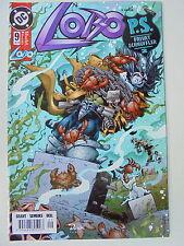 1x Comic - Lobo Nr. 9 - DC Dino - Zustand 1/1-