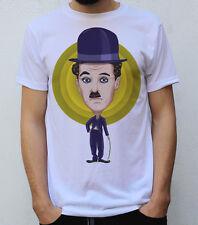 Charlie Chaplin T shirt Artwork