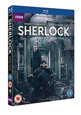 Sherlock - Series 4 [2 Blu-rays] *NEU* Staffel Season Vier Blu-ray ENGLISCH