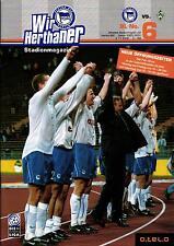BL 2000/01 Hertha BSC - Werder Bremen, 04.11.2000 - Poster Dariusz Wosz