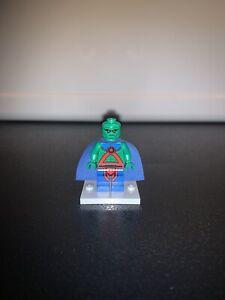 Lego New Martian Manhunter Justice League Minifigure (Official Lego)