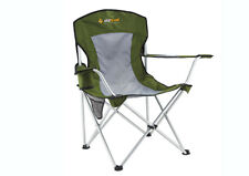 Oztrail Deluxe Arm Chair - Green