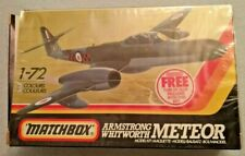Matchbox Armstrong Whitworth Meteor kit 1:72 scale FREE UK POST