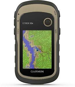 Garmin eTrex 32x Waterproof Handheld GPS, Wireless Connectivity