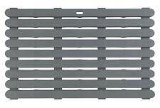 Wenko Plastic Duckboard 80 x 50cm | Grey, White