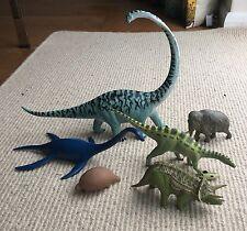 6 British Natural History Museum Invicta Plastics Dinosaur