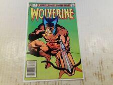 Wolverine Mini-Series #4, F+